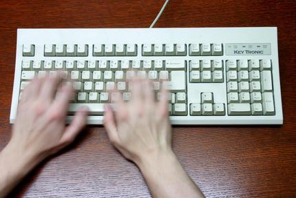 Psaní na PC